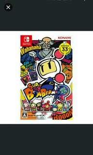 Switch Super Bomberman R (Full English)