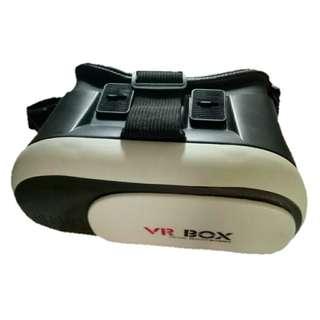 VR Box + selfie stick