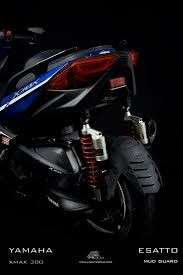 Authetic Leon Splash Guard For Yamaha Xmax