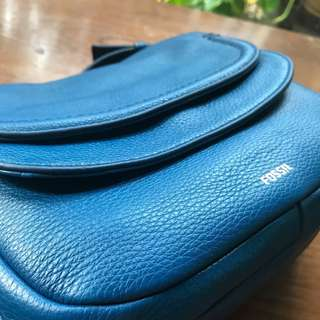 ORI FOSSIL PEYTON BLUE BRANDNEW