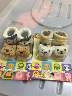 🚚 可愛寶寶造型鞋襪
