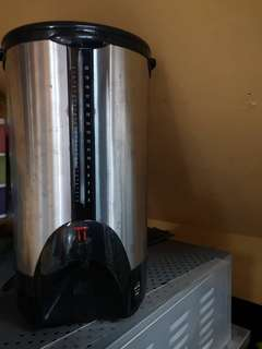 Used Stainless Steel Electric Water Boiler with Insulation