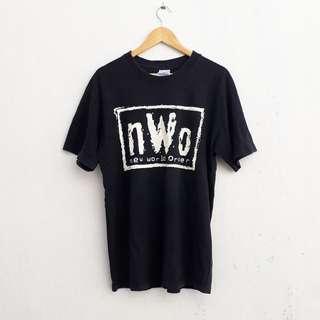 T-shirt nWo WCW WWF