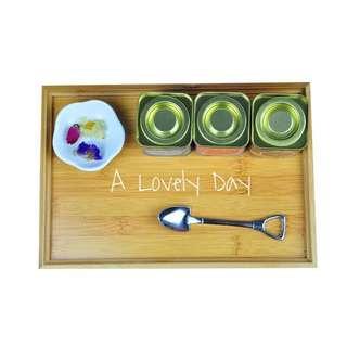🚚 Montessori Flower Sorting Tins Set