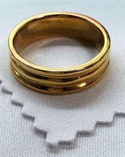 7.15g - Gold Ring (916) ❤️