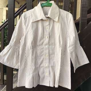 🌈Pre-loved Formal Blouse