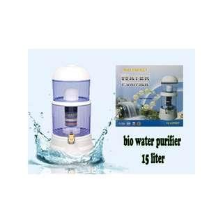 Alat Penyaringan air minum - Mineral pot 15 dan 16 liter