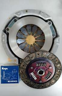 Clutch Set for Daihatsu Hijet S89