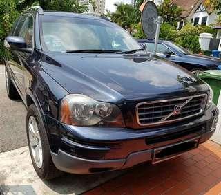 Volvo XC90 SG