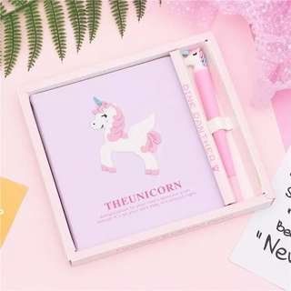 Po: Unicorn Cute Gift Set