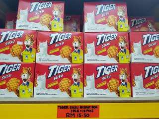 Biskut tiger