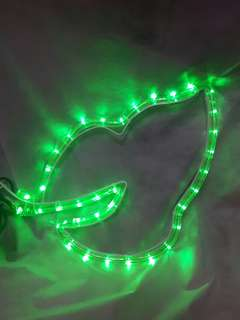 🚚 希艾吉 聖誕燈  庭院佈景燈 led霓虹燈
