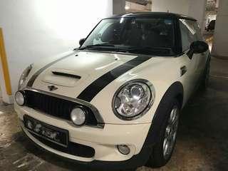 Mini Cooper S SG