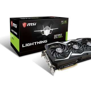 MSI GeForce GTX 1080Ti LIGHTNING Z
