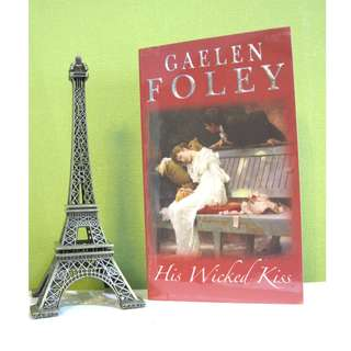 Galen Foley His Wicked Kiss