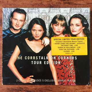 The Corrs - Talk on Corners (Tour Edition)