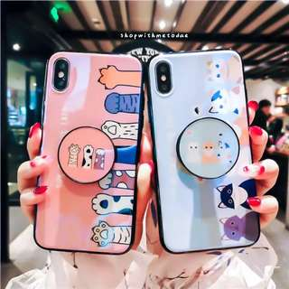 Cats Paw Redmi Note 5 pro / Xiaomi 8 / Mix2 / Note3 casing