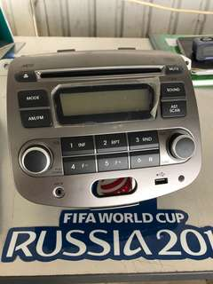 Radio Hyundai i10