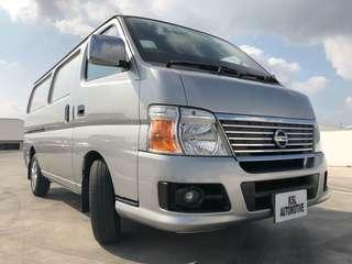 Nissan Urvan 3.0M LWB