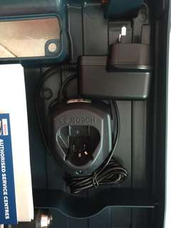 [NEW] BOSCH 12V CHARGER