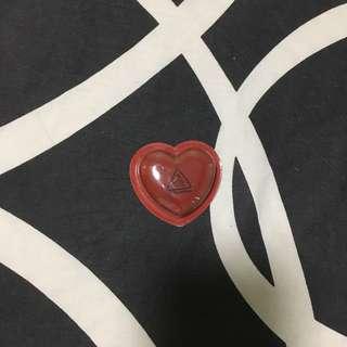 Authentic 3ce Heart Pot Lip