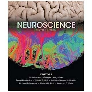 Neuroscience 6th Edition, Kindle Edition by Dale Purves, George J. Augustine, David Fitzpatrick (Editor), William C. Hall (Editor), Anthony-Samuel LaMantia (Editor), Richard D. Mooney (Editor), Michael L. Platt (Editor), Leonard E. White (Editor)