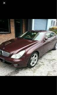 Mercedes Benz CLS350 3.5 (A)