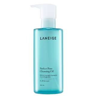 (超值全新 250ml!!!  NEW) Laneige Perfect Pore Cleansing Oil  清爽淨緻潔膚油