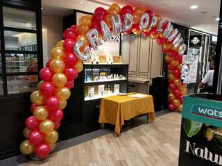 Grand opening ceremony balloon deco package
