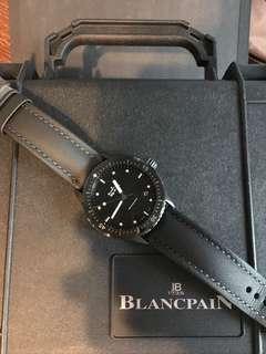 Blancpain Fifty Fathoms 黑殻