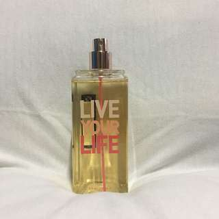 Authentic AE Live Your Life Perfume