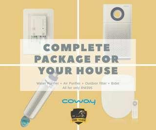 Coway Combo RM395