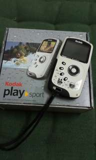 Kodak Play Sport Waterproof camera