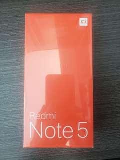 全新小米 Redmi Note 5 紅米note5 Blue