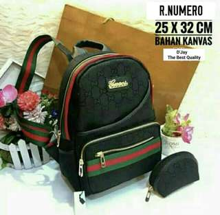 Ransel Gucci Best Seller