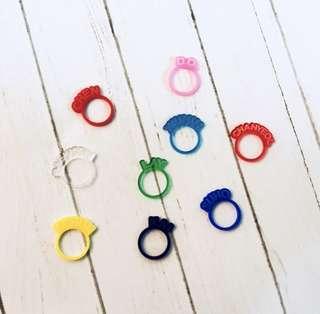 [限時代購]EXO acrylic ring