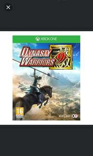 XBOX One Dynasty Warriors 9