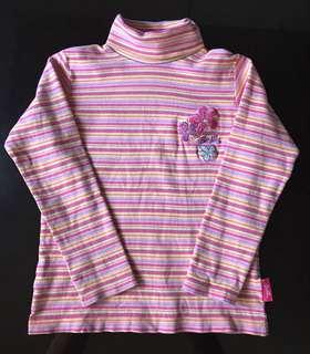 🌈Pre-loved Barbie Closed-neck Longsleeves