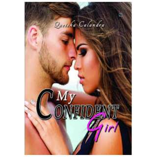 Ebook My Confident Girl - Queisha Calandra