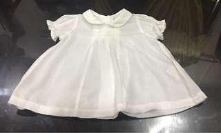 🌈Pre-loved White Dress