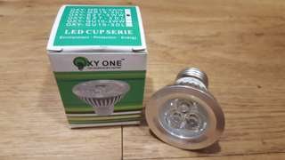 Oxy 3W E27 Led Spot Bulb Warmwhite