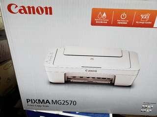 Canon PIXMA MG 2570 Printer