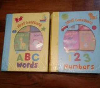 BNIP First Learners baby board books