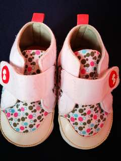 Fisher Price soft sole shoes