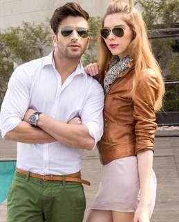 全新 Calvin Klein CK 墨鏡 發票購證有 剛從美國帶回