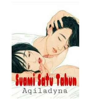 Ebook Suami Satu Tahun - Aqiladyna