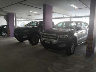 Ford ranger 2.2 XLT MANUAL