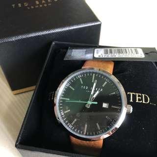 全新 Ted Baker Men's Watch / 男友禮物 / 型男必備 / 生日禮物