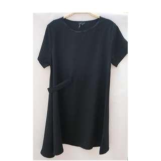 Preloved Black Dress Oline's Closet