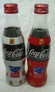 Coca cola日本2004年雅典奥運會可口可樂紀念樽